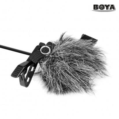 Ветрозащита BOYA BY-B05W для петличного микрофона