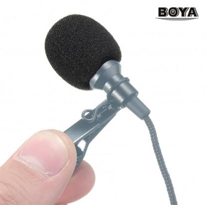 Ветрозащита BOYA Foam BY-B05F для петличного микрофона