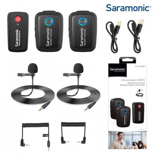 Радиосистема Saramonic Blink500 B2