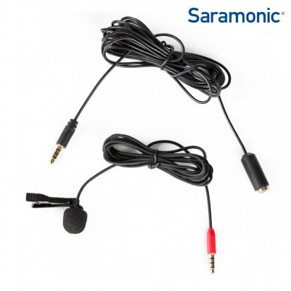 Петличный Микрофон SARAMONIC SR-LMX1+
