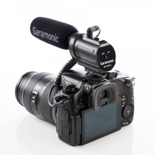 Микрофон накамерный Saramonic SR-PMIC1