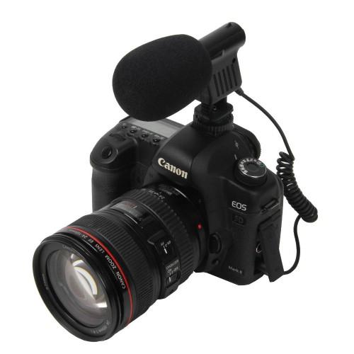 Микрофон BOYA BY-VM01 для DSLR фотоаппарата