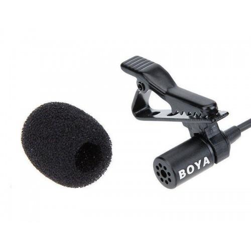 Петличный Микрофон Boya BY-LM10 для смартфона