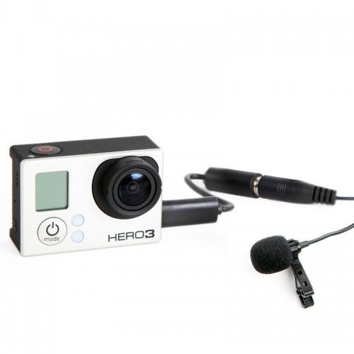 Петличный микрофон BOYA BY-LM20 mini USB GoPro