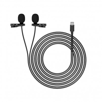 Петличный Микрофон Yelangu MY3 Type-C