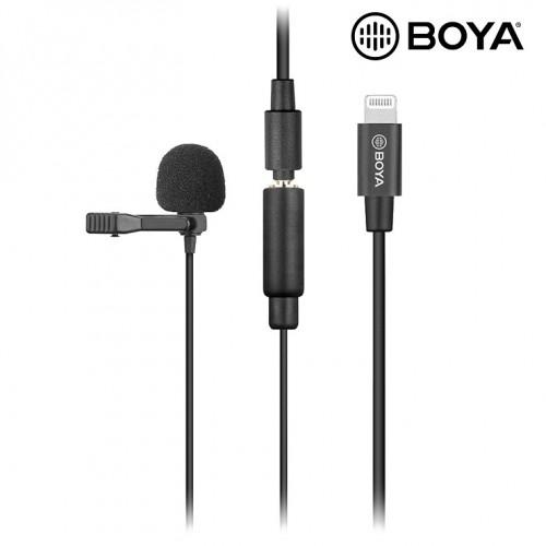 Петличный Микрофон BOYA BY-M2