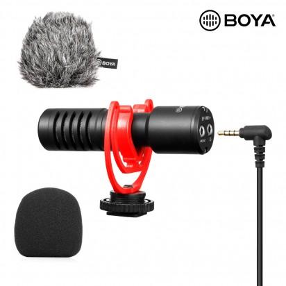 Микрофон BOYA BY-MM1+