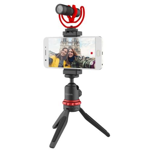 Набор видеоблогера для смартфона BOYA BY-VG330