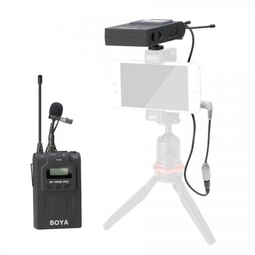 Петличный радио микрофон BOYA BY-WM8 Pro-K1
