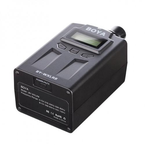 Передатчик BOYA BY-WXLR8 для XLR микрофона