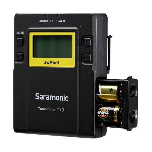 Двухканальный радио микрофон Saramonic UWMIC9 KIT2