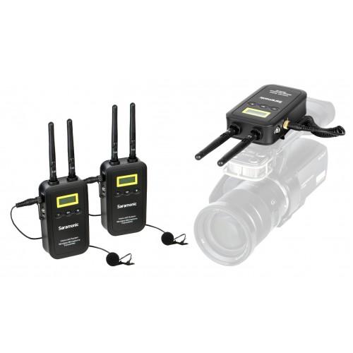 Радио петличная Hi-Fi система SARAMONIC VmicLink5