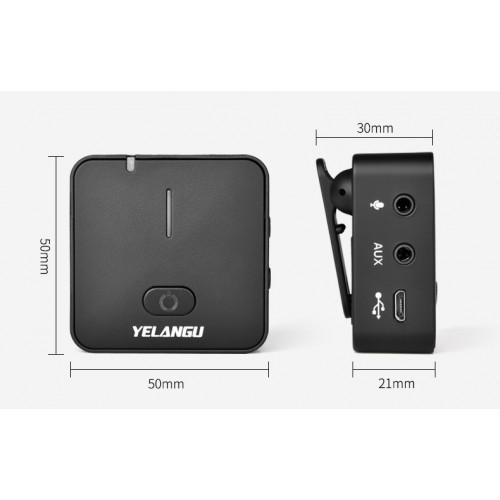 Радиосистема YELANGU Wireless MX5