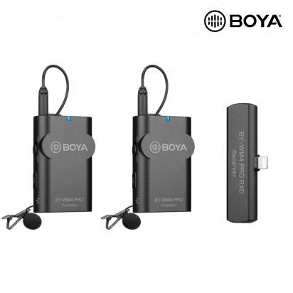 Микрофон BOYA BY-WM4 Pro K4 для iPhone