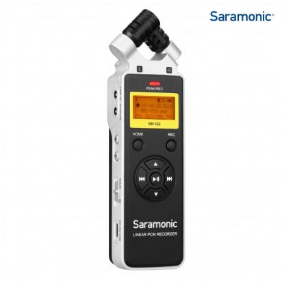 Рекордер SARAMONIC SR-Q2 Plastic