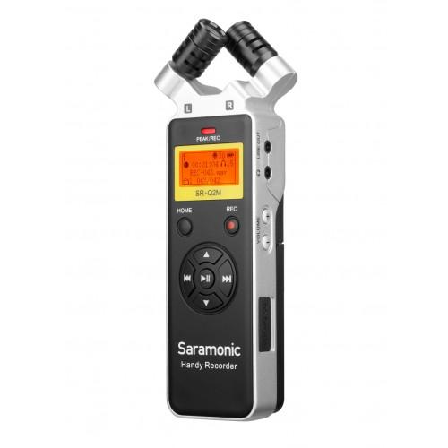 Рекордер SARAMONIC SR-Q2M Metal
